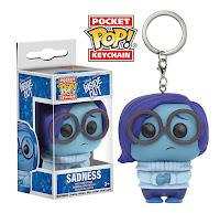 Popcket Pop! Keychain Sadness