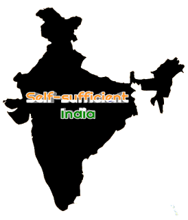 self-sufficient India