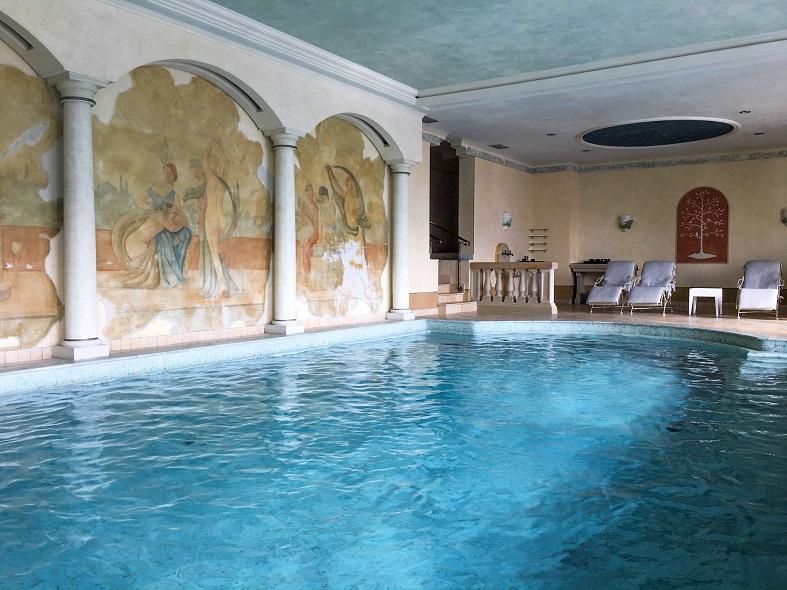 Area wellness hotel Rosa Alpe di Siusi