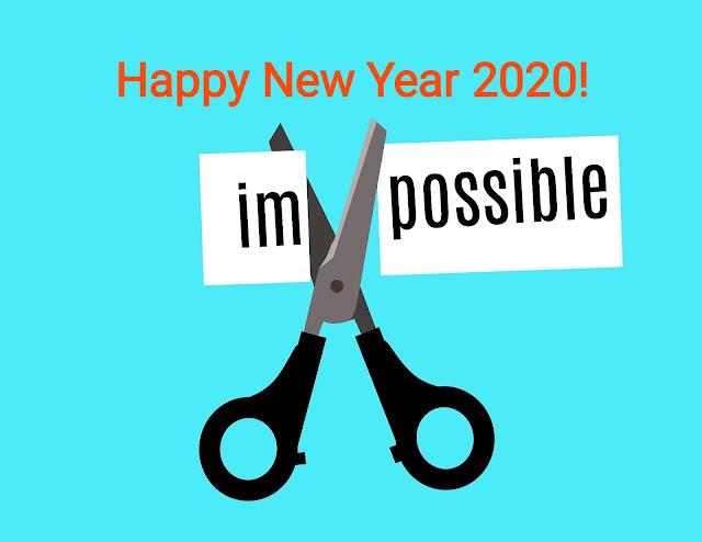 New Year's Resolutions 2020 - Homies Hacks