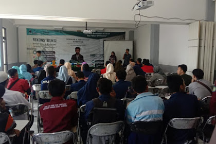 seminar dan workshop robotic