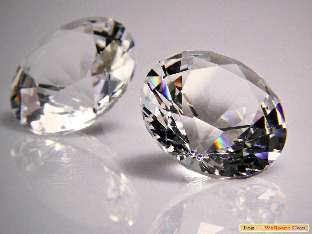 3D HD Diamond Wallpaper