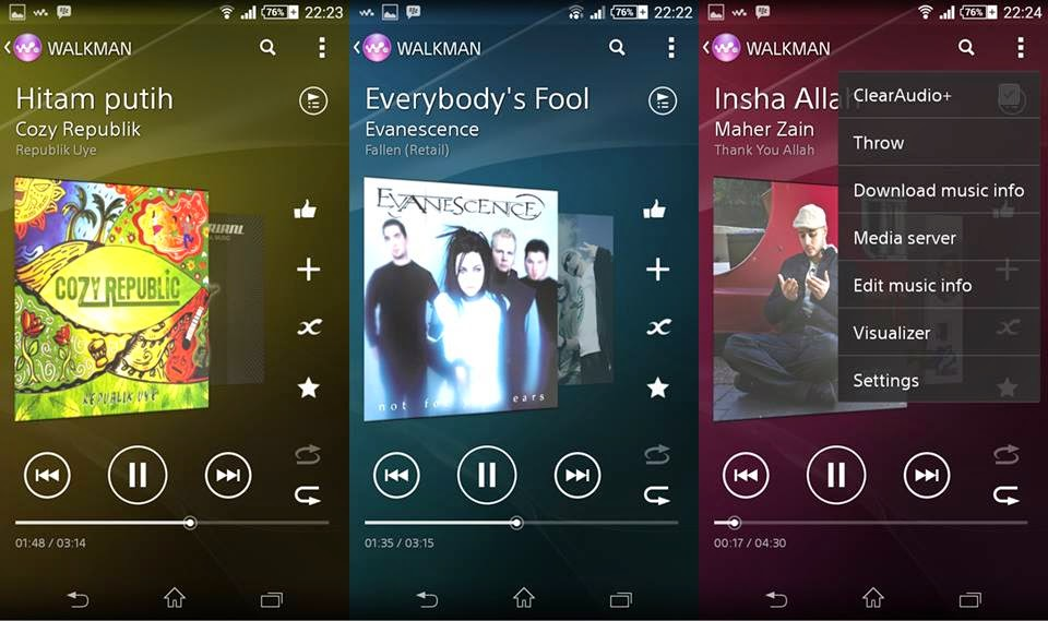 Sony Walkman APK For All Android Phone 2015 | Online Tech House
