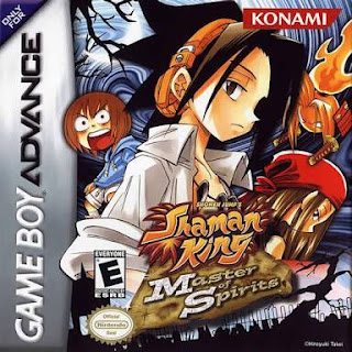 Shaman King: Master of Spirits ( BR ) [ GBA