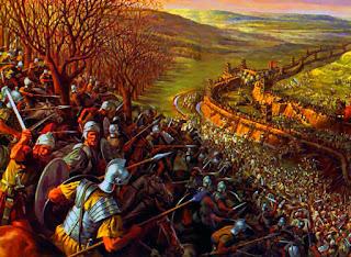 La distruzione di Aquileia, ricerca di storia