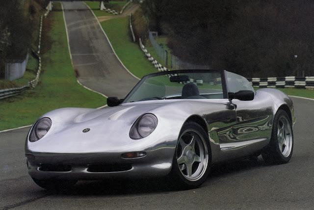 Caterham 21 1990s British sports car