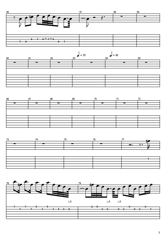 Somedays Tabs Paul McCartney - How To Play Somedays (Acoustic & Solo) On Guitar Tabs & Sheet Online