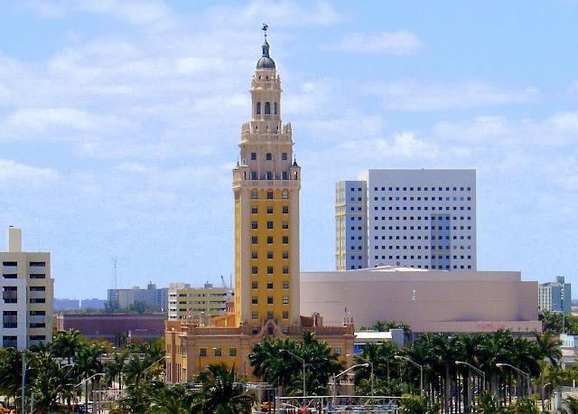 Freedom Tower em Miami
