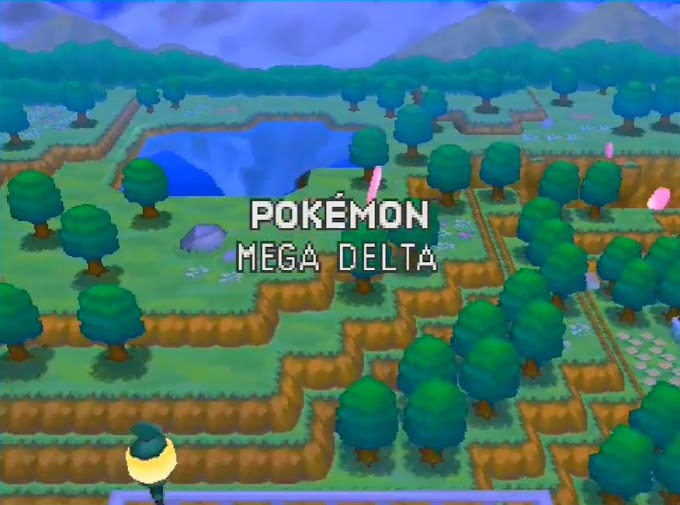 Pokémon Mega Delta (NDS)