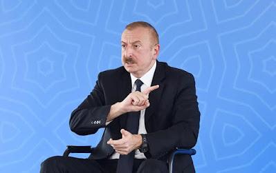 Prezident Kəmaləddin Heydərovla Elçin Quliyevi sərt tənqid etdi: