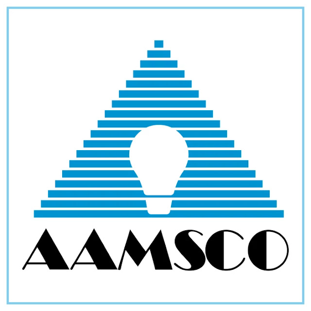 Aamsco Lighting Logo - Free Download File Vector CDR AI EPS PDF PNG SVG