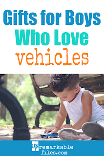 Kid-tested and mom-approved, these are the best vehicle toys and gifts for the toddler, preschooler, or elementary schooler on your list who loves cars, trucks, trains, and things that go. Everything on this list of gift ideas for boys with a vehicle obsession has been used and loved by my 8-person family and stood up to years of heavy play. #toys #gifts #boys #toddlers