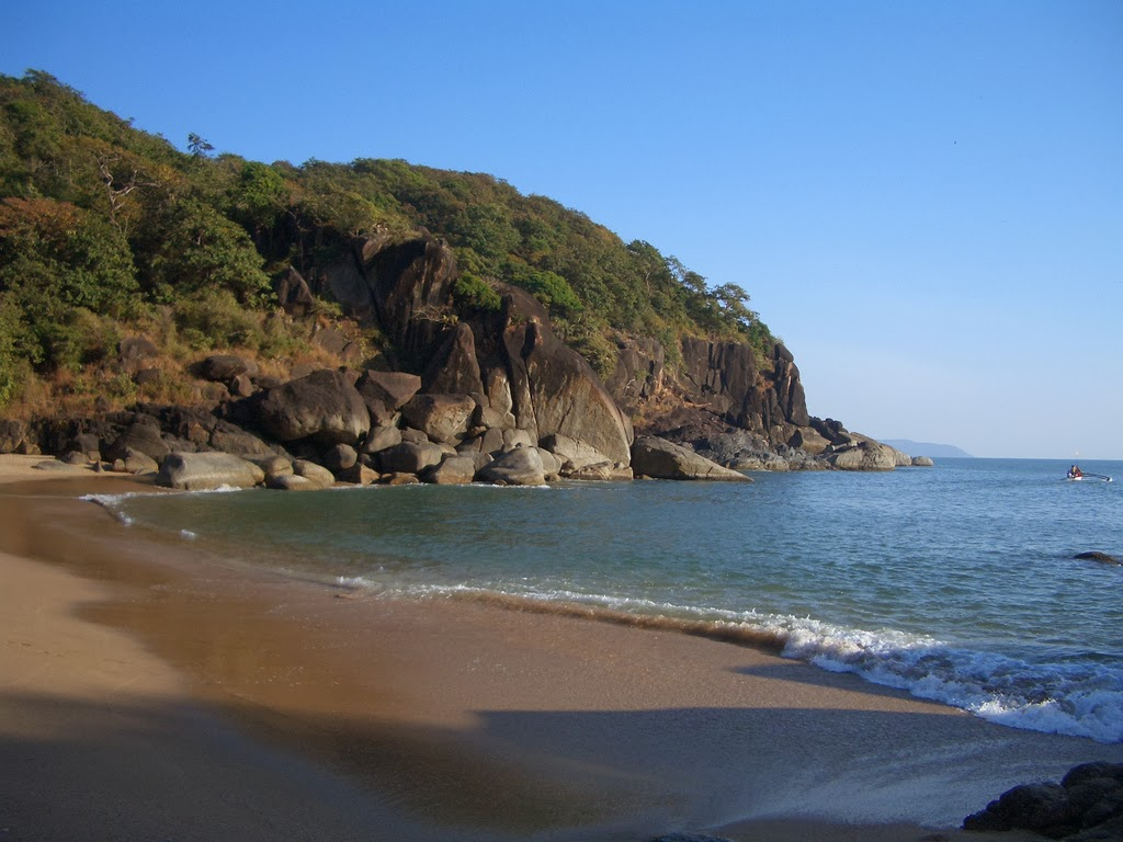 Nude In Goa Beach