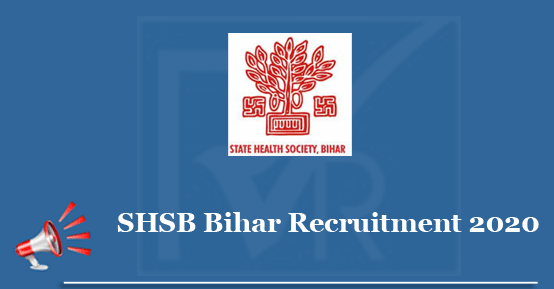 बिहार SHSB NHM सामुदायिक स्वास्थ्य अधिकारी CHO भर्ती ऑनलाइन फॉर्म 2021 : Bihar SHSB NHM Community Health Officer CHO Recruitment Online Form 2021