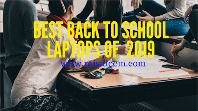 Best Back To School Laptops of  2019
