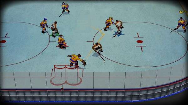 Old Time Hockey PC Full