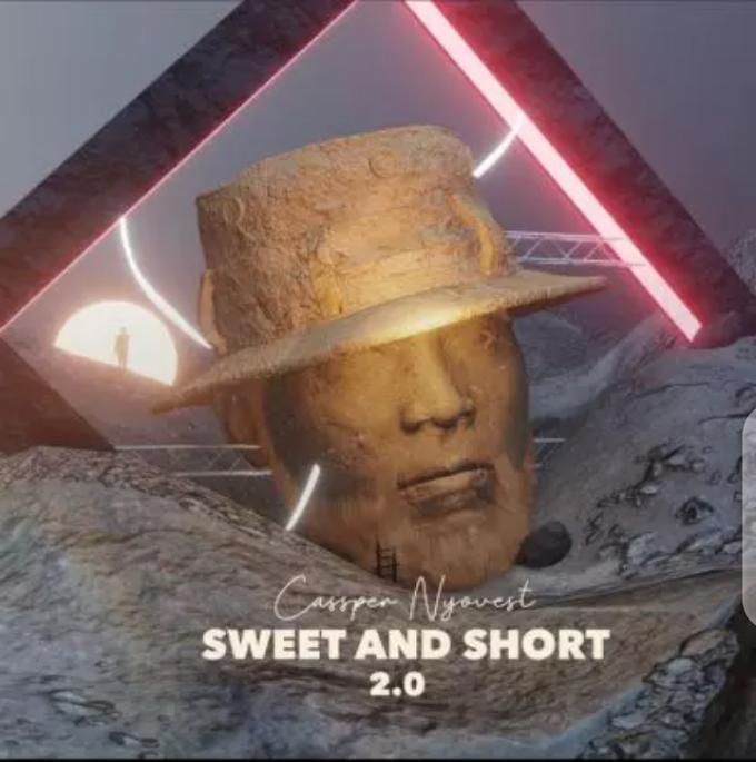 Cassper Nyovest Unlocks New Album 'Sweet and Short 2.0'