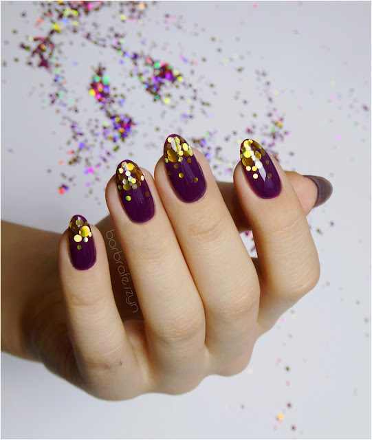 Mistero Milano Sprinkles Effect #Metallic No. 6