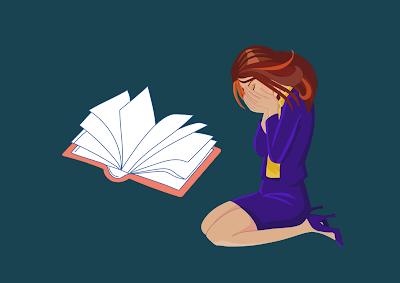 Tips Supaya Pembaca Terhanyut Baca Tulisan Kita