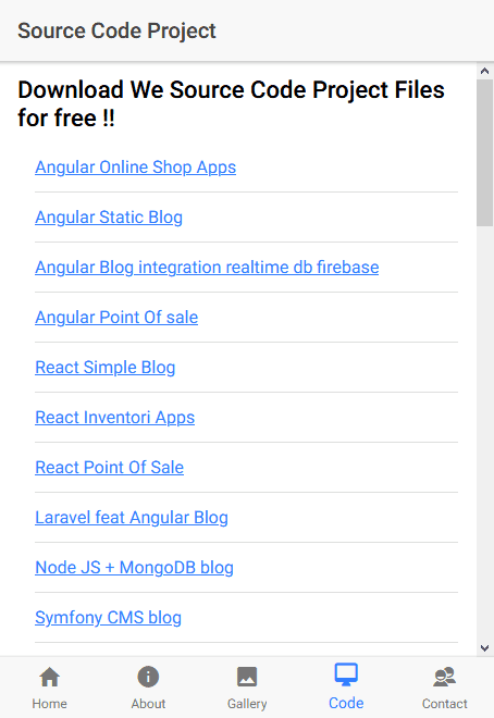 how to build website apk android ios app with ionic angular