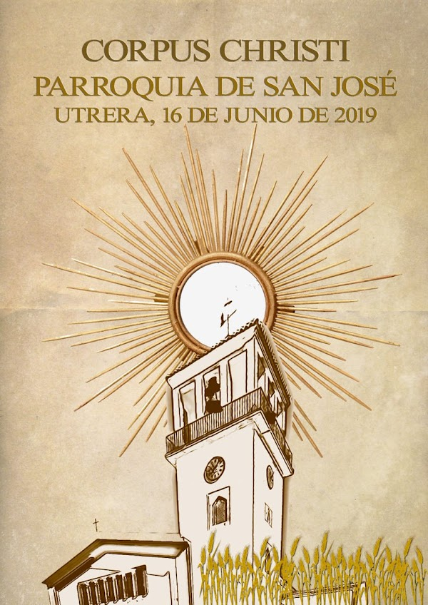 Corpus Christi Parroquia de San Jose de Utrera