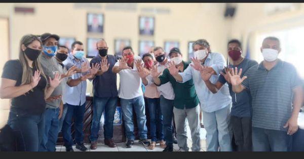 ACORIZAL: PSD lança Meraldo a prefeito e Diego Taques a vice