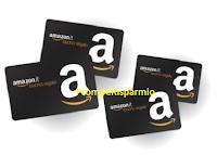 Logo Prova a vincere gratis un buono Amazon da 25€