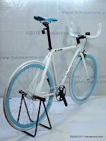 C 700C SunCity Fixie Bike