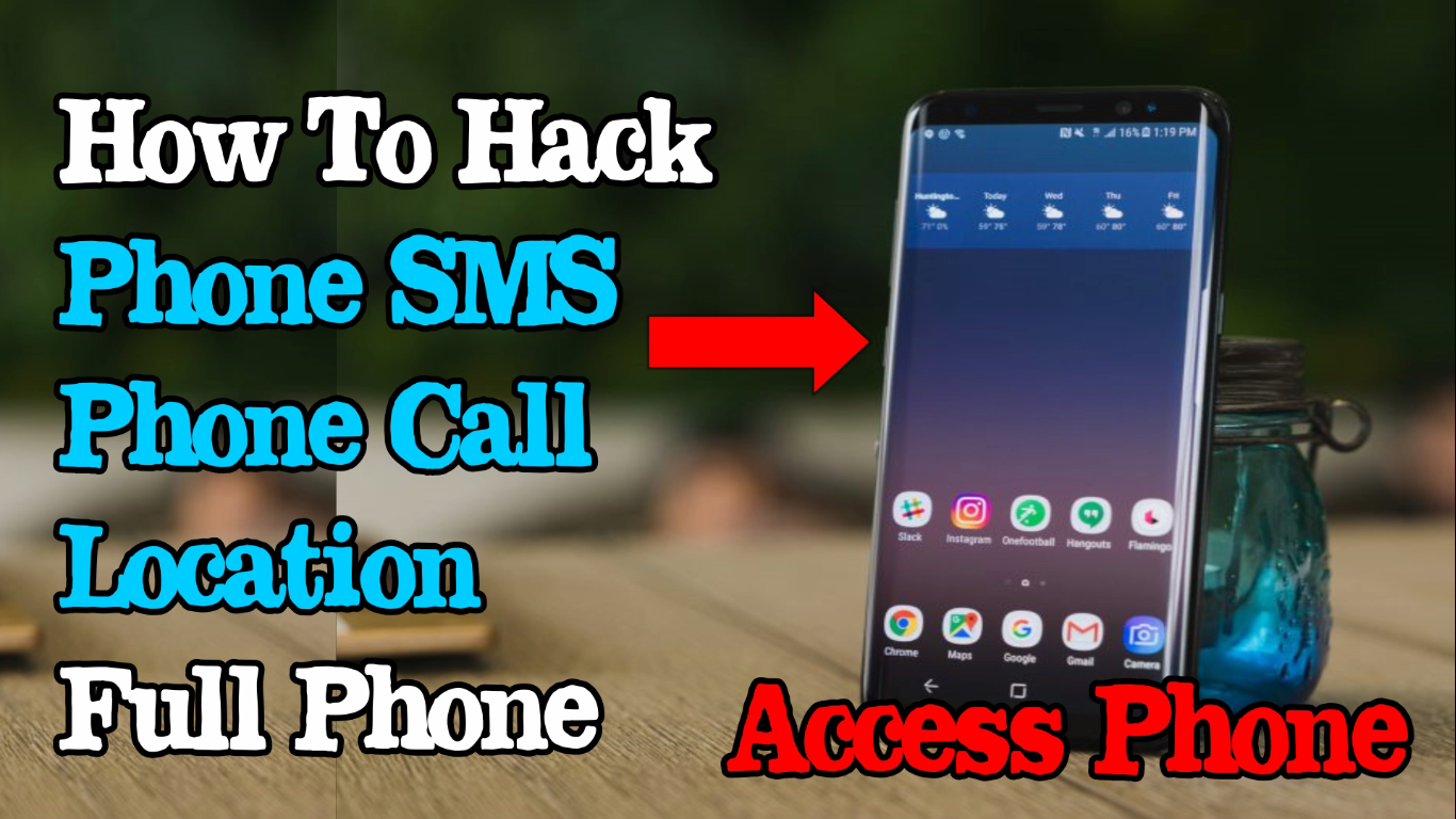 How to Hack into Someones Phone Remotely