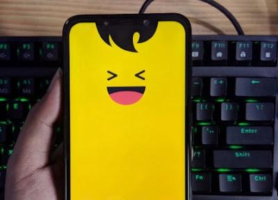 Wallpaper Arif Untuk Menutupi Notch Atau Poni Pada Smartphone 2018