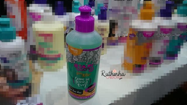 novidades lançamento feira beleza beauty fair salon line cabelos cacheados cachos crespas onduladas