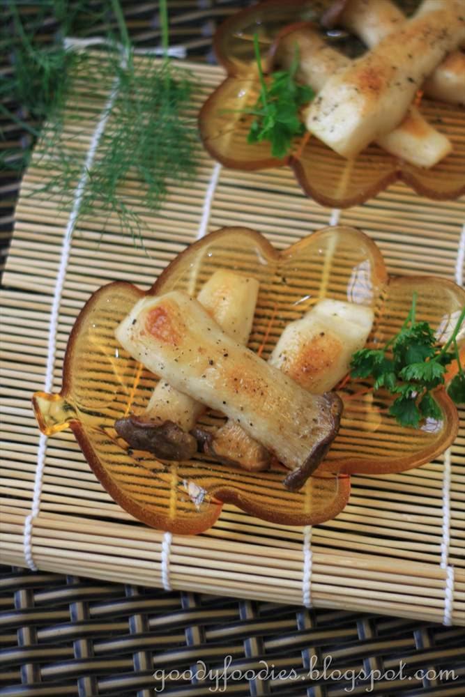 How To Cook Eryngii Mushrooms