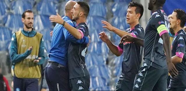 Real Sociedad vs Napoli – Highlights