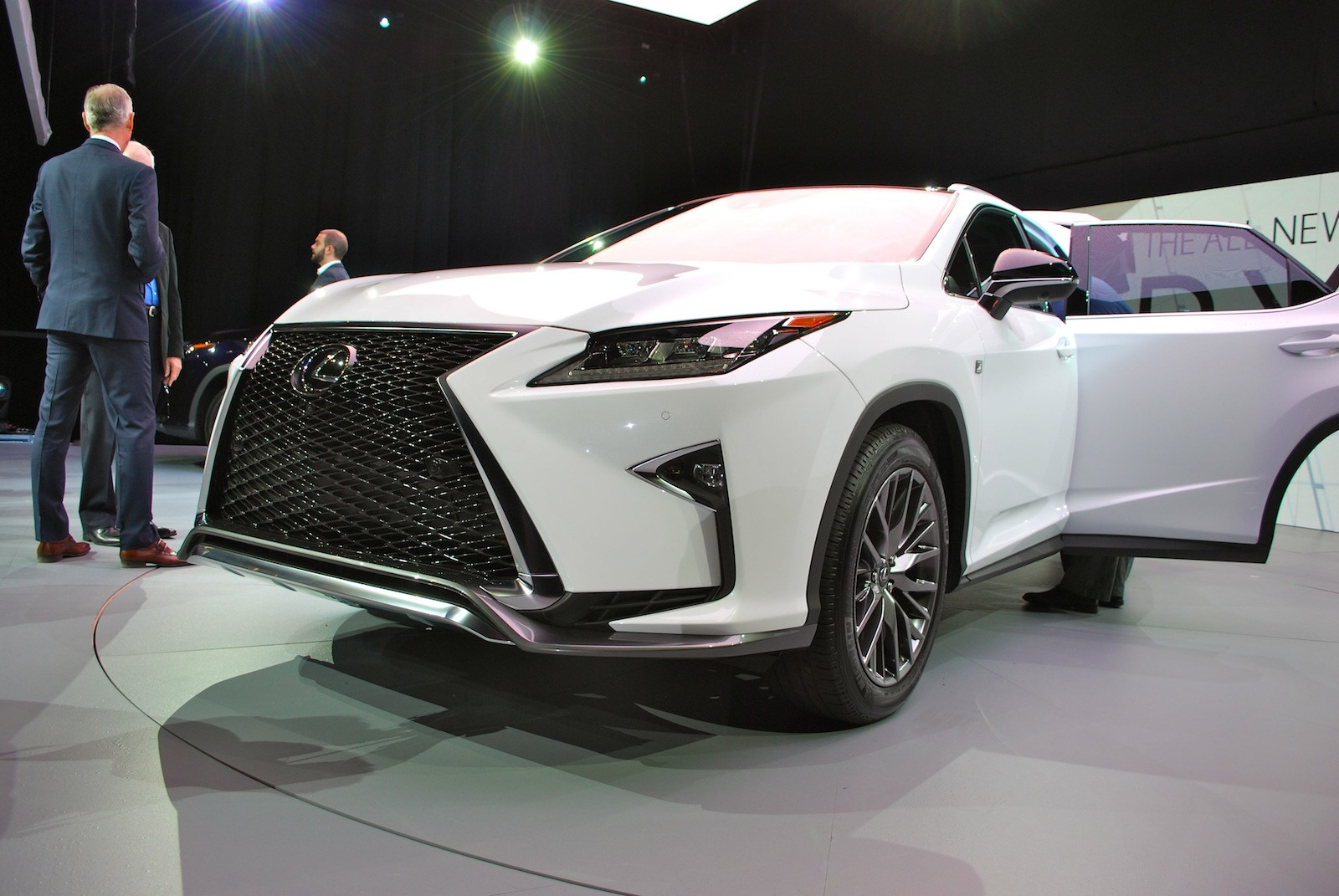 2018 Lexus Rx 350 F Sport Redesign Interior And Exterior