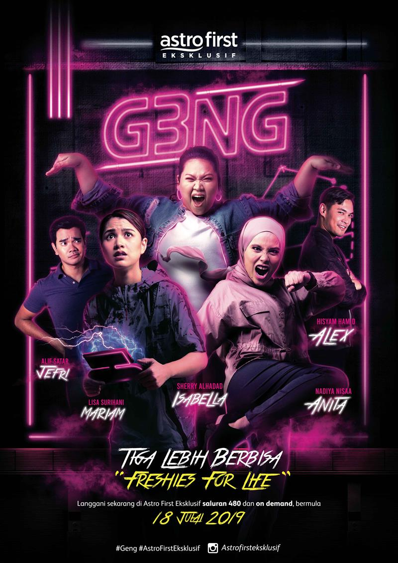 Geng astro first
