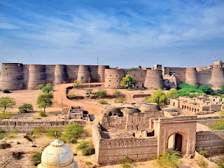 derawar fort overview