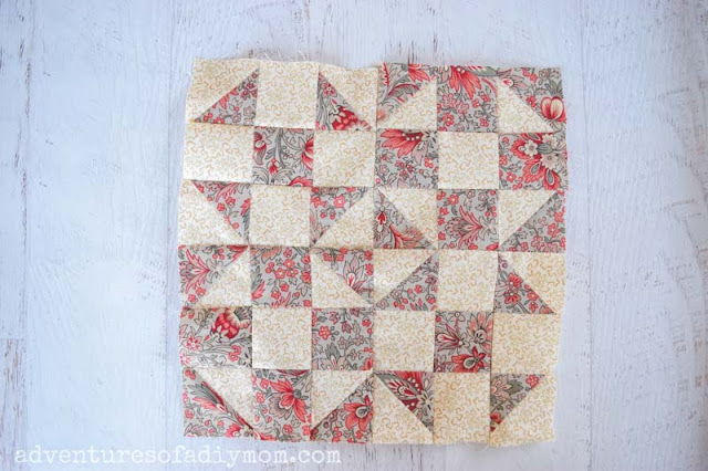 shoo fly quilt block