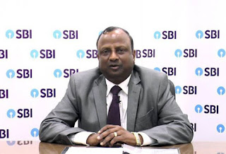 Rajnish Kumar MD & CEO of SBI