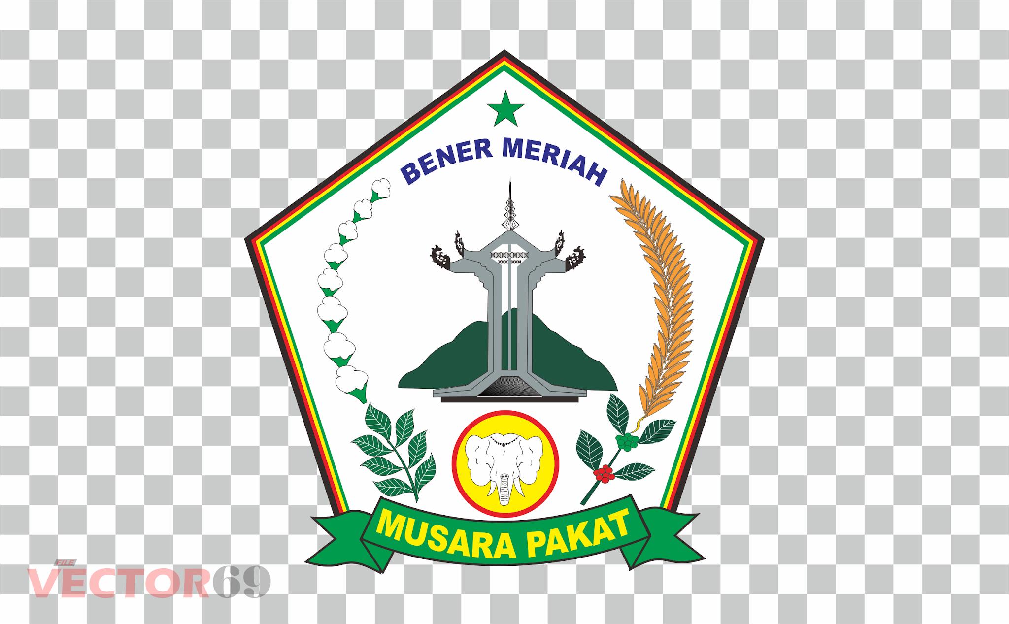 Kabupaten Bener Meriah Logo - Download Vector File PNG (Portable Network Graphics)