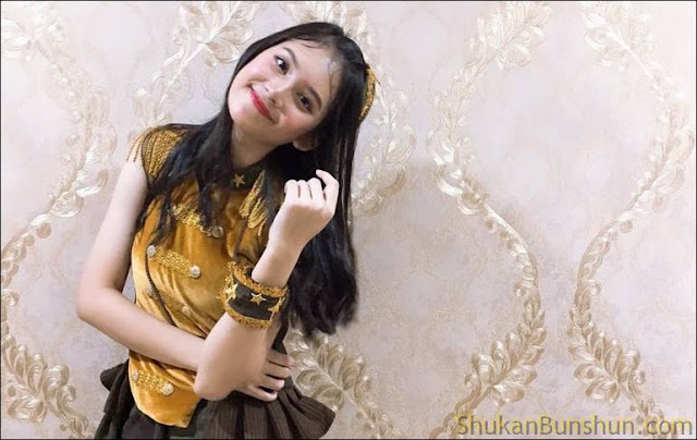 Profil Biodata Fakta Fiony Alveria Tantri JKT48 Agama Sekolah Kuliah