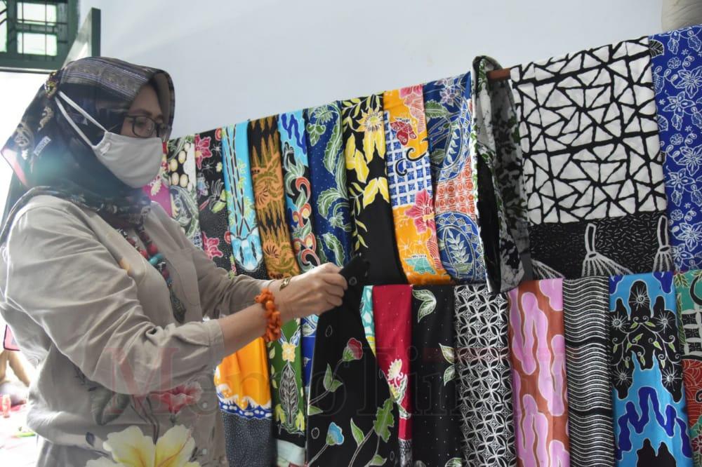 Koperasi Batik Bisa Bantu Promosikan Produk Pengrajin