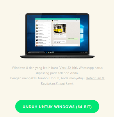 Cara Instal Whatsapp Di Windows 8 Dan 10