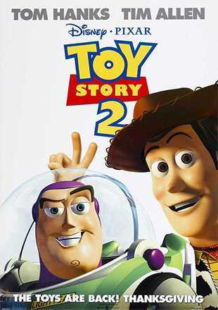 Toy Story 2 1999 BRRip 720p Dual Audio In Hindi English