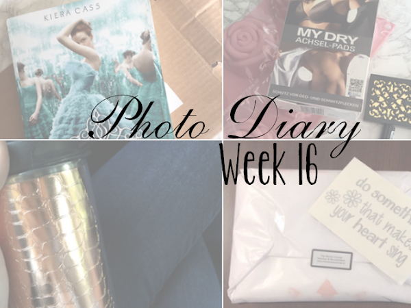 Photo Diary Week 16 - April 2016
