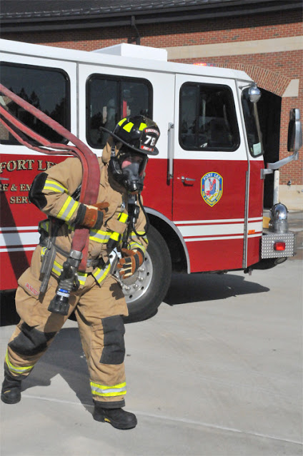 Ft Lee Firefighter