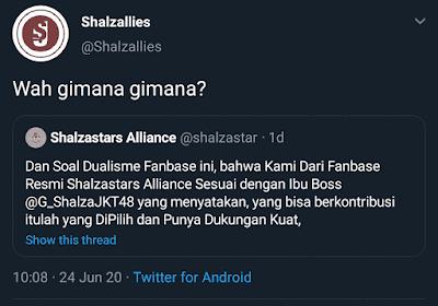 fanbase shalza grasita jkt48