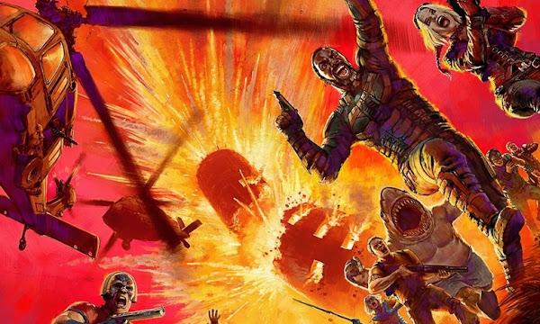 'O Esquadrão Suicida' de James Gunn recebe sinopse oficial