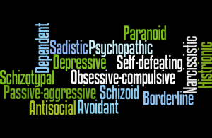 Type of personality disorders