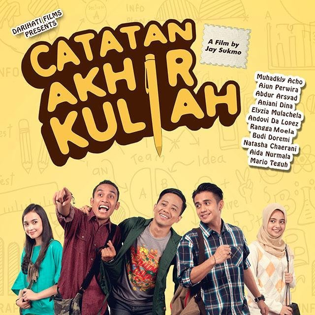 Download Film Catatan Akhir Kuliah 2015
