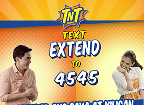 Talk N Text (also with Alden Richards)